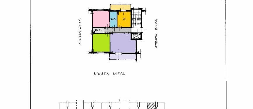 Appartamento in Vendita a Palermo (Palermo) - Rif: 28171 - foto 3