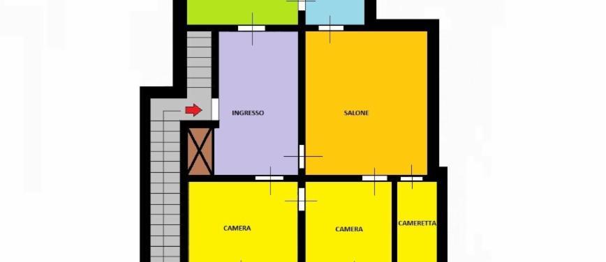 Appartamento in Vendita a Palermo (Palermo) - Rif: 28110 - foto 11